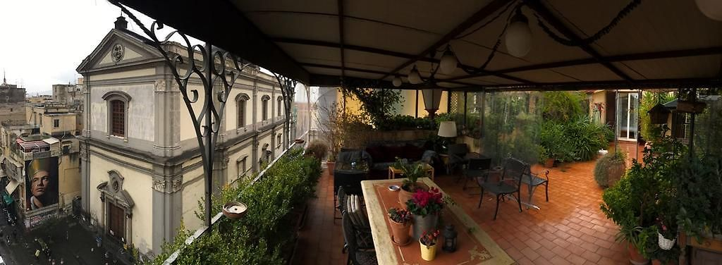Terrazza Duomo Naples Book Your Stay In Naples And Enjoy